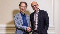 Garap Layanan Cloud Gaming, Sony Gandeng Microsoft