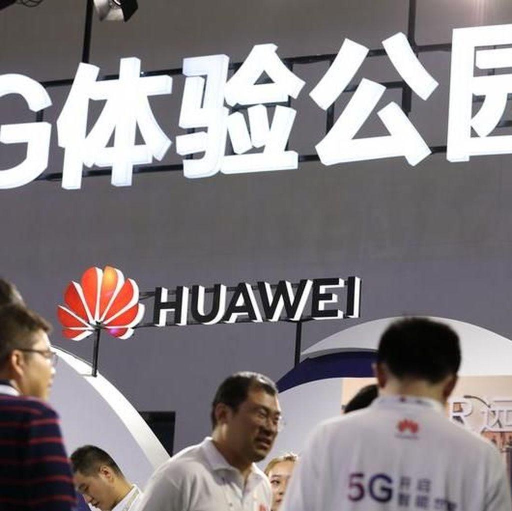 Huawei Samakan Aksi Amerika dengan Tembok Berlin