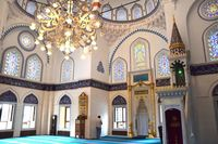 Masjid Camii Tokyo Jepang.