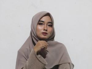 Delvi Si Rocker Pemenang Sunsilk Hijub Hunt 2019 di Padang