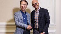 Ada Kolaborasi Microsoft-Sony di PS5