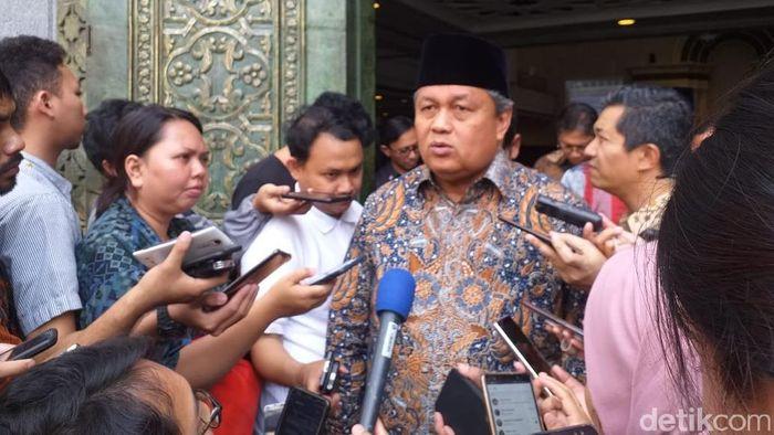 Gubernur Bank Indonesia/Foto: Sylke Febrina Laucereno/detikFinance