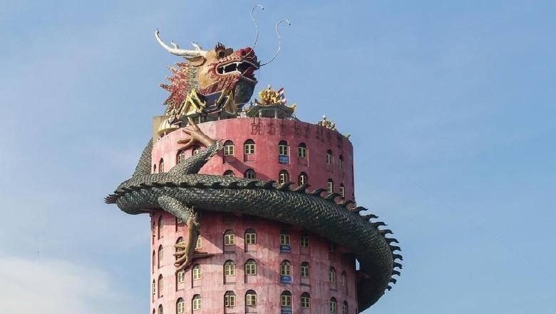 Wat Samphran di Thailand (iStock)