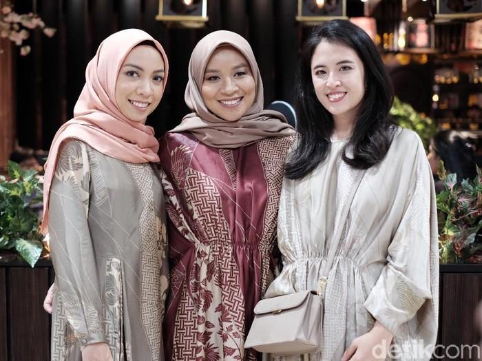 Founder brand busana muslim KAMI. Foto: Silmia Putri/Wolipop