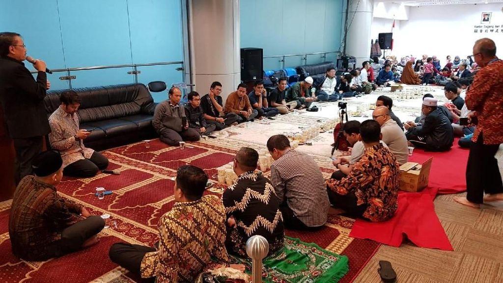 Silaturahmi Ramadhan Perantau Indonesia di Taipei