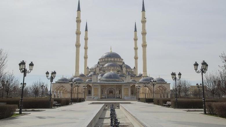 Masjid Akhmad Kadyrov (iStock)