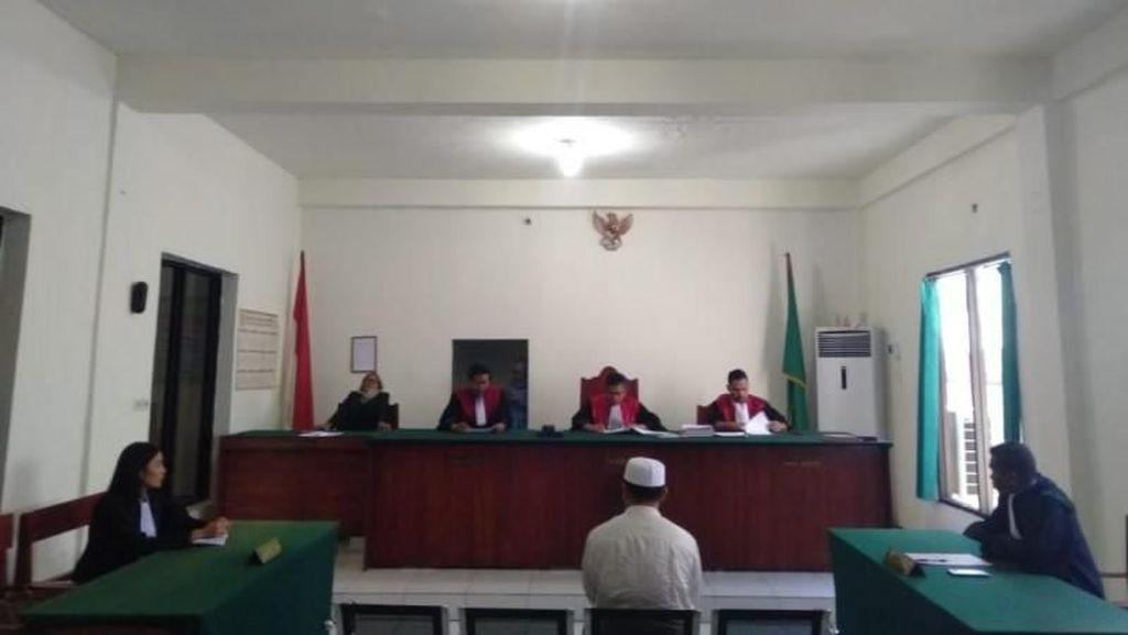 Pengadilan Bima Vonis Seumur Hidup Pemilik Sabu 1 Kg
