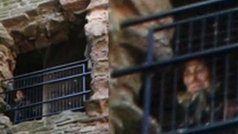 Penampakan hantu di kastil Skotlandia (Chris Aitchison/CNN)