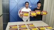 Polisi Sebar Foto 12 Tahanan yang Kabur dari Sel Polresta Palembang