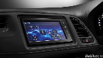 Interior Serba Hitam Honda HR-V