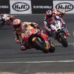 Material Ringan di Motor MotoGP