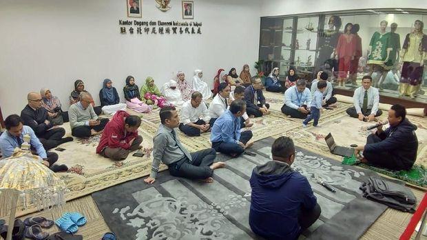 Menjaga Silaturahmi Perantau Indonesia di Taipei