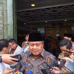Gubernur BI: Alhamdulillah Nilai Tukar Rupiah Menguat