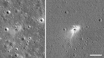 NASA Temukan Kuburan Wahana Pendarat Israel di Bulan