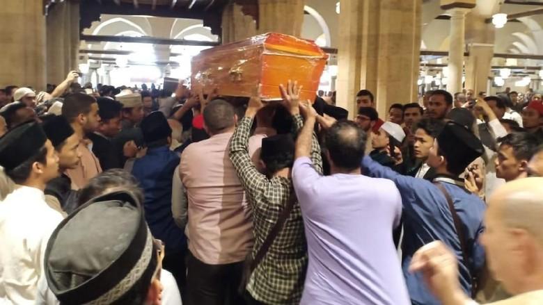 KBRI Kairo Pulangkan Jenazah Mahasiswi RI yang Tewas Akibat Kecelakaan