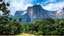 Potret Air Terjun Tertinggi di Dunia
