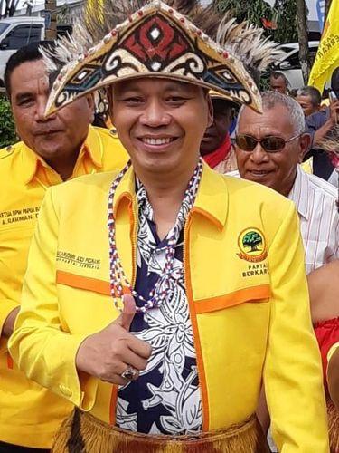 Partai Nyungsep, Sekjen Berkarya Disalahkan