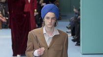 Jual Turban Harga Rp 11 Juta, Gucci Diprotes Komunitas Sikh