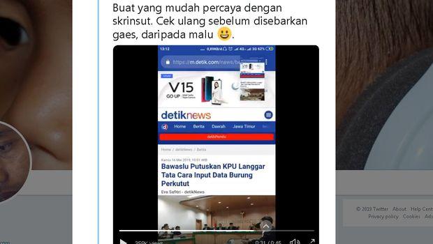 Berita Asli vs Editan yang Diributkan Netizen Sulit Dibedakan