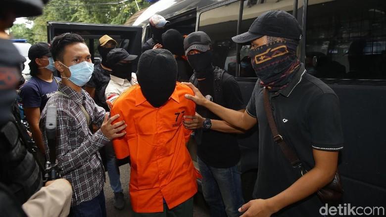 Sepanjang 2019, 68 Terduga Teroris Diringkus Polisi