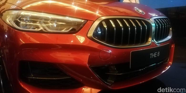 BMW M850i Foto: Rizki Pratama/detikOto