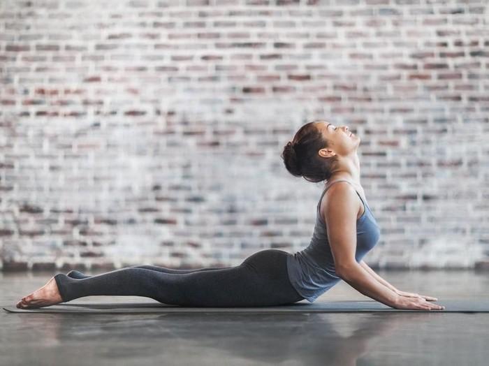 7 Manfaat Yoga Saat Puasa yang Dapat Kamu Rasakan/Foto: istock