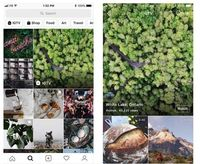 Instagram Stories Kini Nongol di Explore