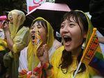 Taiwan Legalkan Pernikahan Sejenis