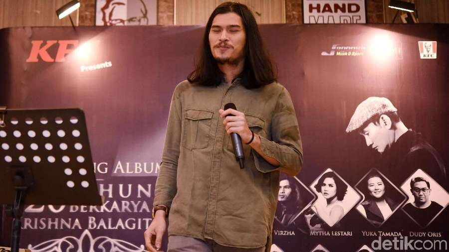 Virzha Bicara soal Konser Tunggal dan Candaan Andre Taulany