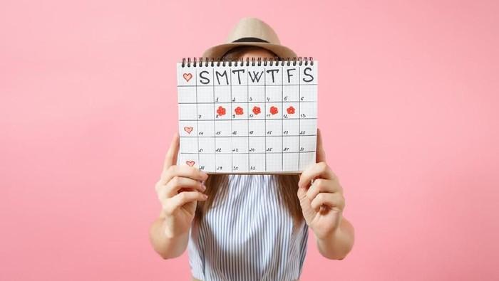 Ilustrasi menstruasi. Foto: Istock