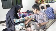 Kisah Imas Masitoh, Penjual Keset yang Hidupi Ratusan Anak Yatim