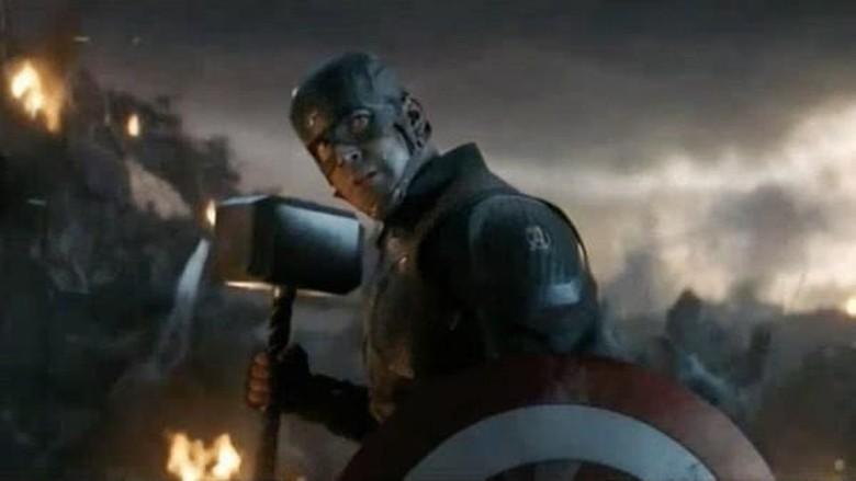 Captain America (Foto: dok Marvel Studios)