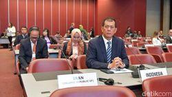 Di Forum Pengurangan Risiko Bencana, Doni Monardo Ajak Dunia Jaga Alam
