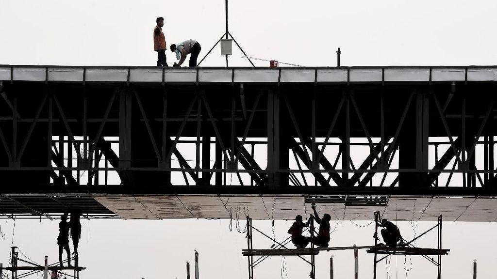 RI Gandeng Suriname Bangun Infrastruktur hingga Perbankan Syariah