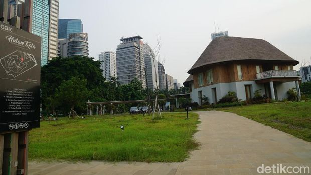 Langkah GBK 'Memanjakan' Warga Jakarta