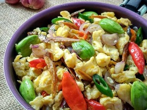 Gampang Dibikin dan Murah, Orak-arik Telur Plus Sayuran Untuk Lauk Sahur
