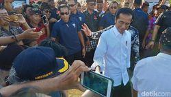 Tiba di Bali, Jokowi Tinjau Kampung Bola Internasional di Kuta Selatan