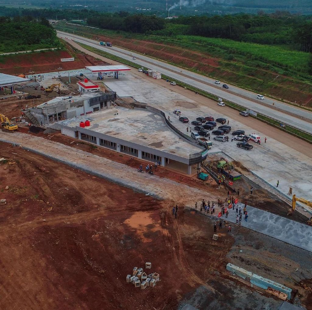 Pemudik Tujuan Selatan Jawa Jangan Cuma Keluar GT Pejagan