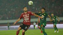 Kalah dari Bali United, Persebaya Harus Pulang dengan Kepala Tegak