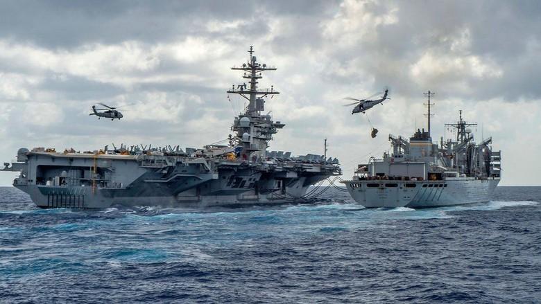 Apakah AS Akan Perang dengan Iran?