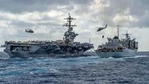 Makin Panas dengan AS, Iran Tak Akan Menyerah Meski Dibombardir