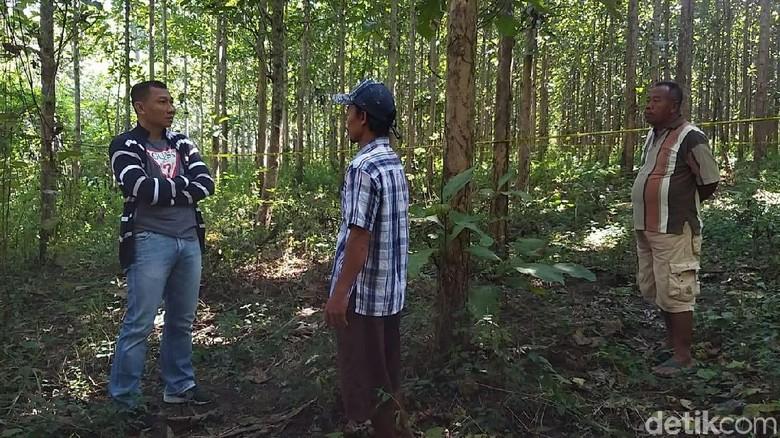Sengketa Tanah Diduga Jadi Motif Pembunuhan Pria di Hutan Blora