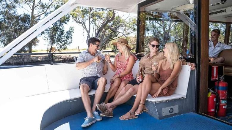 Ilustrasi. Foto: (Captain Cook Cruises)