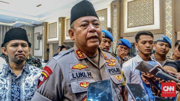 Kapolda Jatim Irjen Pol Luki Hermawan.