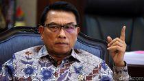 Blak-blakan Moeldoko: Jokowi Baik, Prabowo Patriotik