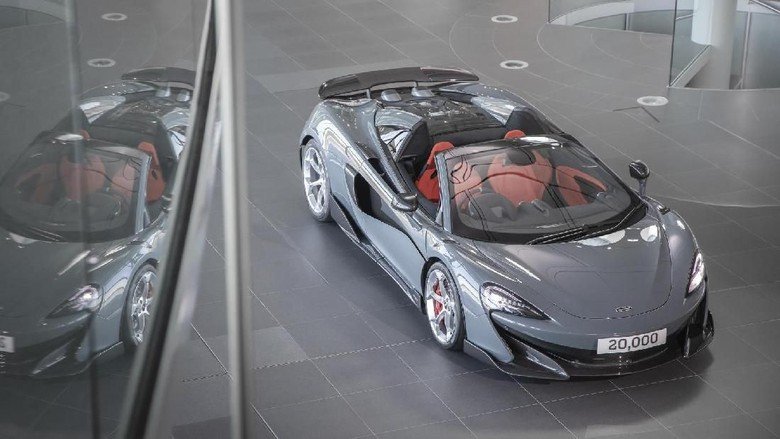 McLaren Foto: Pool (Autoevolution)