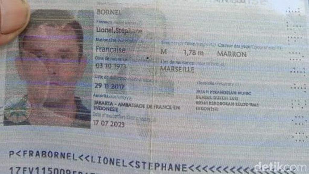 WN Prancis Tewas Usai Loncat dari Gedung Kosong di Seminyak