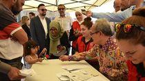 RI Berikan Bantuan untuk Pengungsi Suriah di Lebanon