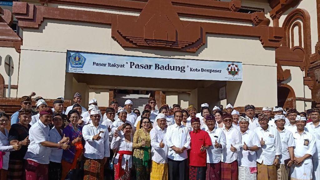 Soal Pansel Capim KPK, Jokowi: Figur-figurnya Kredibel