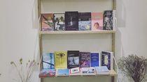 Mengenal Transit Bookstore, Toko Buku Indie di Tengah Pasar Santa